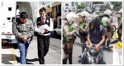 Identifican tres nuevos involucrados en mafia de licencias para motos en la MPA