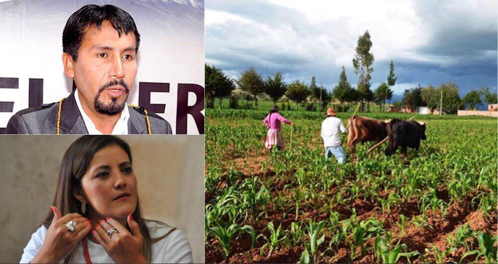 arequipa gobierno regional adenda 13 majes siguas agricultura denuncia