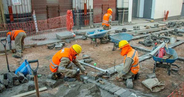 Arequipa municipalidad Jerusalén San Juan de Dios obras mas obreros