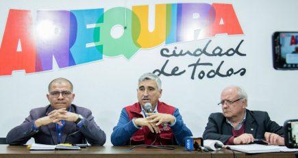 Funcionario provincial denuncia boicot contra el SIT en Paucarpata