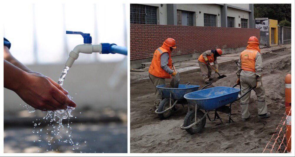 arequipa municipalidad obras jerusalén sit agua corte