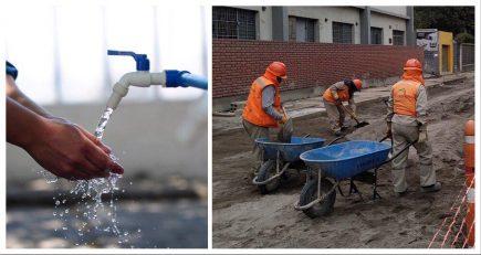 Cortarán agua en el cercado de Arequipa por obras del SIT