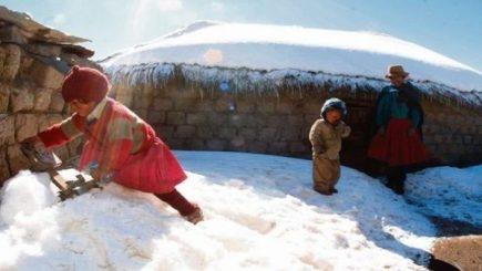 Senamhi emite alerta máxima hasta el sábado ante bajas temperaturas en la región