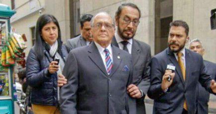 Denuncia frustra juramento del primer integrante de la Junta Nacional de Justicia