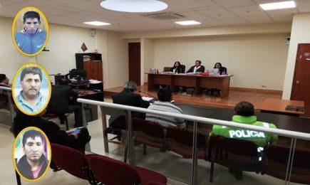 Los depravados del Sur: condenan a cuatro asaltantes que ultrajaban a mujeres