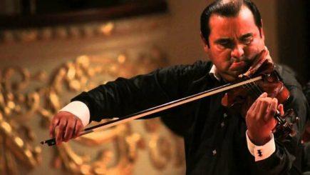 Reconocido violinista Hugo Arias interpretará «Las 4 estaciones» de Vivaldi
