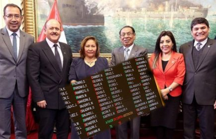 Cuestión de Confianza: ¿Cómo votaron los congresistas por Arequipa?