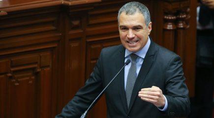 Propuestas que Salvador del Solar sustentó en el Congreso por cuestión de confianza