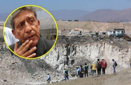 Ratifican condena a expresidente regional Juan Manuel Guillén por contaminación