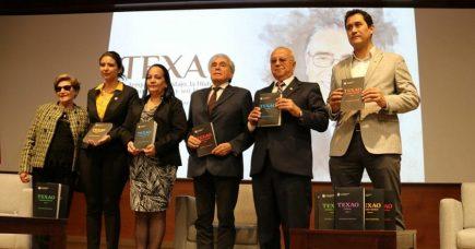 Presentan obra completa «Texao» de Juan Guillermo Carpio Muñoz