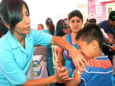 Gerencia de Salud critica oposición de padres e instituciones a campaña de vacunación