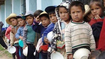 Arequipa: Más de 120 mil niños menores de tres años padecen de anemia