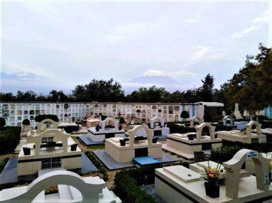 Cementerio de La Apacheta inicia visitas guiadas nocturnas