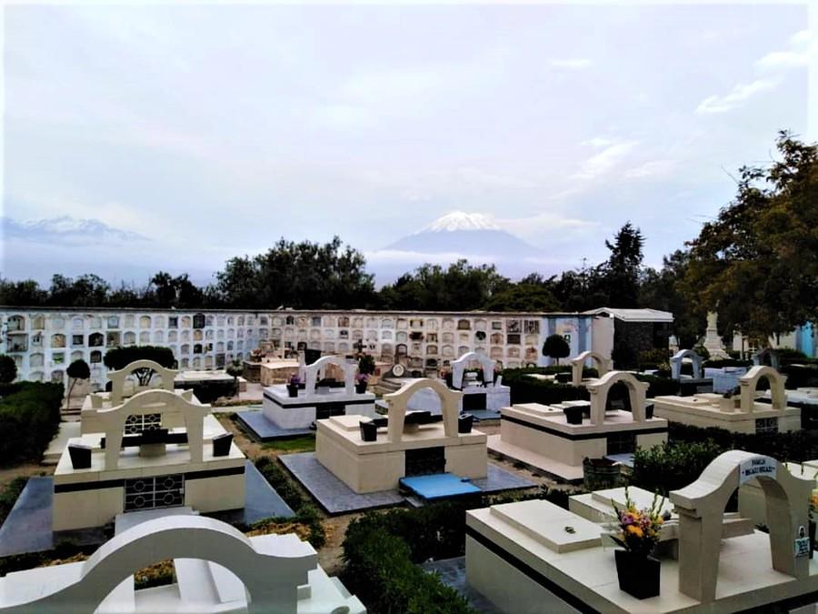 Cementerio de La Apacheta