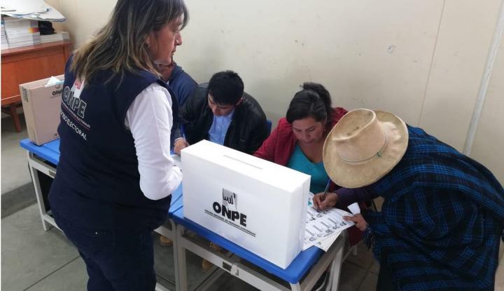 elecciones JNE