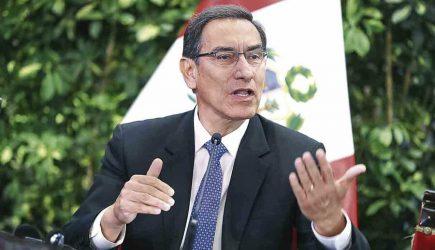 Presidente Vizcarra sobre Tía María: «No se iniciará el proyecto si no hay condiciones»