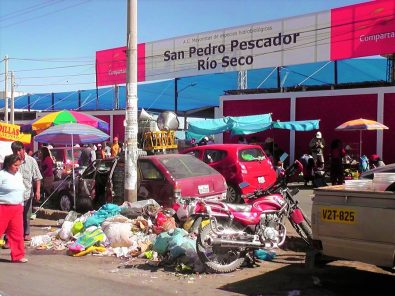 Río Seco: Casi un millón de soles costará reordenar plataforma comercial