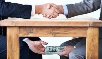 Corrupción: 40% de peruanos reconoce haber pagado algún soborno