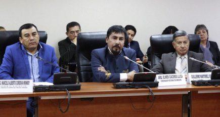 Majes Siguas: Dudas sobre adenda tras accidentada comparecencia de Cáceres en Congreso
