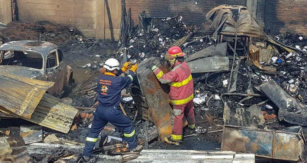 Arequipa Gobierno Regional incendio provocado informe fiscalía