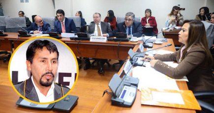 Majes Siguas II: Congreso cita a Elmer Cáceres y gerente de Autodema por adenda 13