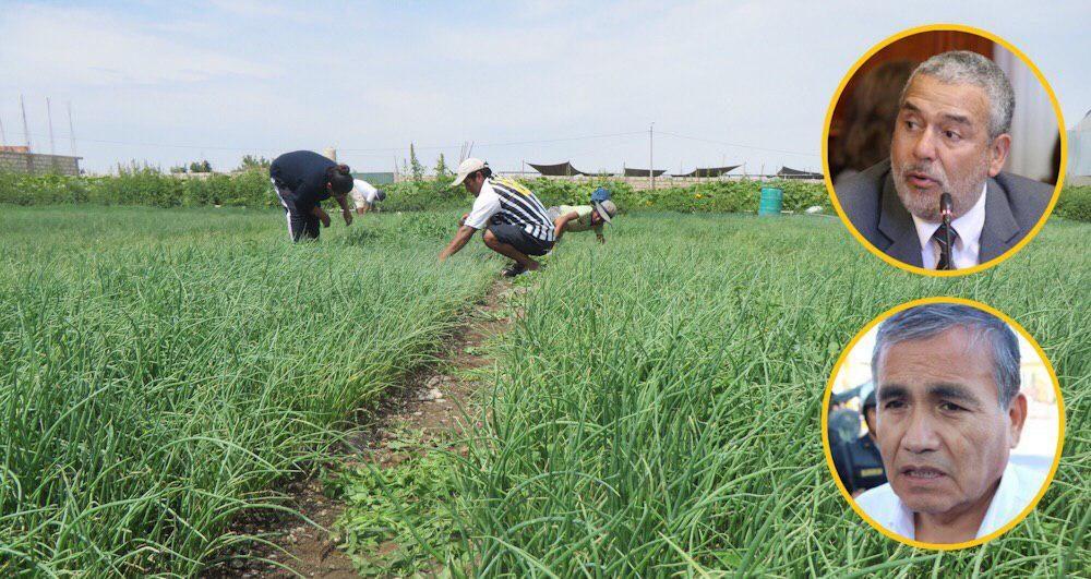 Arequipa Majes Siguas Adenda 13 Gobierno Regional ANA PSI Agricultura Irrigación