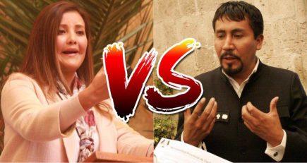 Yamila Osorio niega venta de terrenos a Southern y enfrenta a Elmer Cáceres