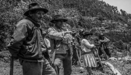 La ruptura en el siglo XX es la reforma agraria