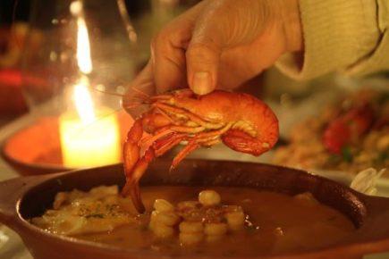 BBC Mundo se rinde ante el exquisito chupe de camarones arequipeño