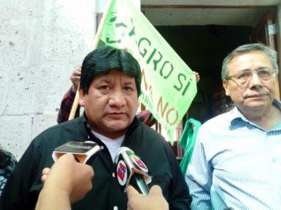 Tía María: Trabajadores y gremios populares de Arequipa respaldan paro indefinido