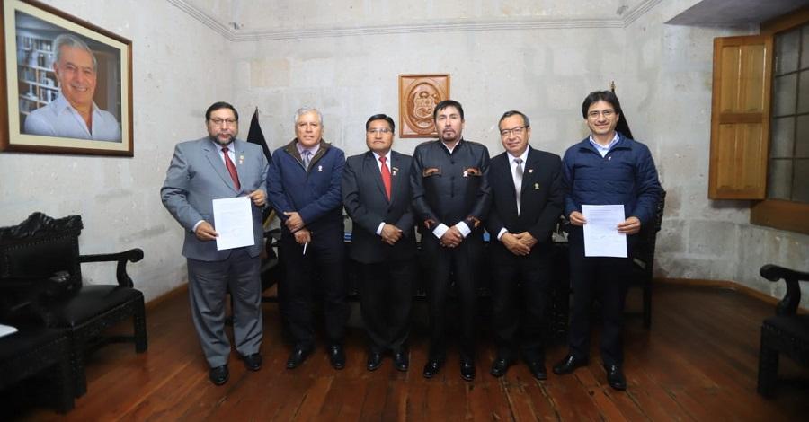 gobernadores regionales