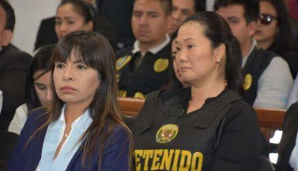 Corte Suprema posterga decisión de libertad de Keiko Fujimori hasta agosto