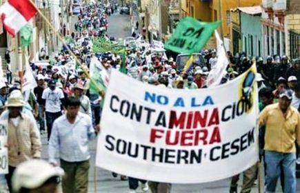 Tacna también protesta contra Southern por utilizar agua de laguna de Suches
