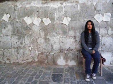 «Vivir»: muestra plástica de Nereida Apaza