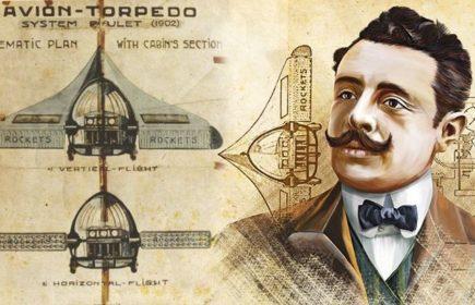 ¿Quién fue Pedro Paulet?: homenaje en el 145º aniversario del padre de la astronáutica