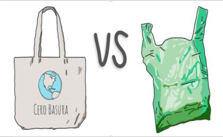 Medio ambiente: Perú usa 3 mil millones de bolsas plásticas al año