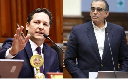 Nacional: Presidencia del Congreso se decide entre Salaverry y Olaechea