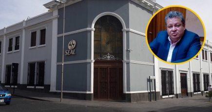 Seal contrató estudio de abogados de Lima para defender funcionarios acusados de corrupción