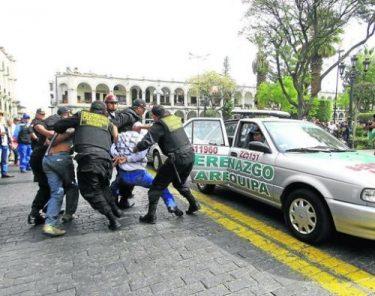 Vehículos y cámaras inoperativas en comisarías y municipalidades afectan seguridad
