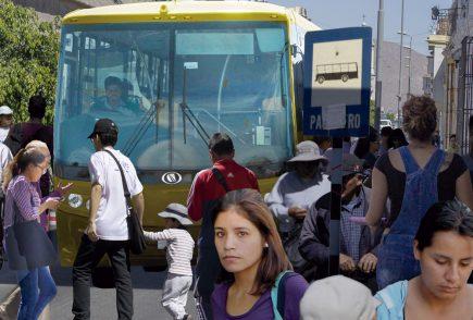 SIT: nuevamente en debate por potencial daño al Centro Histórico de Arequipa
