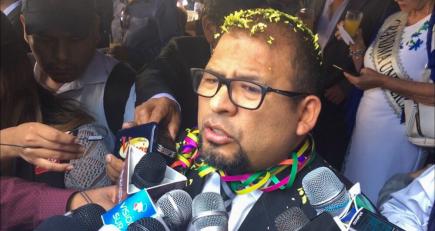 Omar Candia aún duda que exsubgerente presentó documentación falsa
