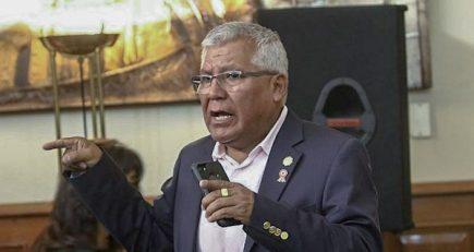 Tía María: Prefecto de Arequipa compara protestas del Valle de Tambo con terrorismo