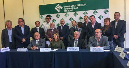 Empresarios locales preocupados por protestas y proximidad de Convención Minera