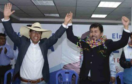 Arequipa: Hermanos del asesor de Cáceres Llica fueron retirados del GRA