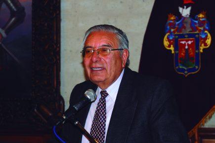 """Juan Guillermo Carpio Muñoz: """"Arequipa se ha hecho en base a los migrantes"""""""