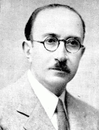 José Luis Bustamante y Rivero (1894 - 1989)