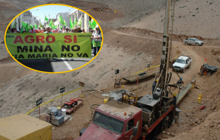 Tía María: Gobierno suspende licencia de construcción del proyecto (VIDEO)