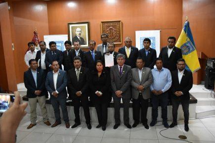 Alcaldes piden al Presidente Vizcarra solucionar conflicto por Tía María