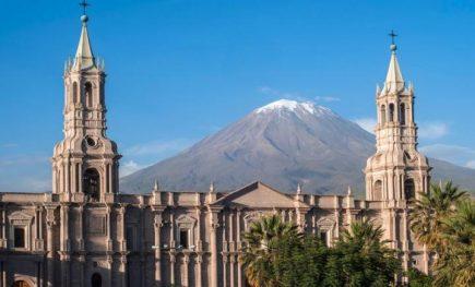 ¿Acaso Arequipa es una aldea?