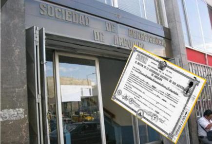 Exjefe de Administración de Beneficencia nunca ingresó a UNSA y tenía título falso